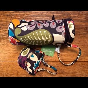 Vera-Bradley Baby Bottle and Pacifier Caddy